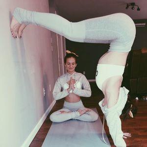 Alo Yoga High-Waist Alosoft Goddess Leggings